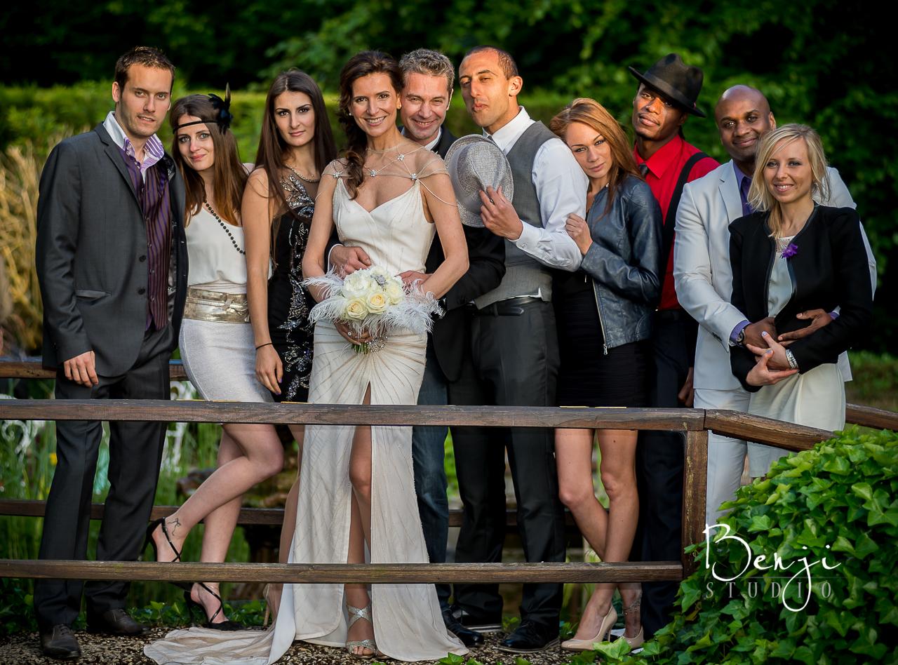 Les photos de groupes - Les photos de mariage ...